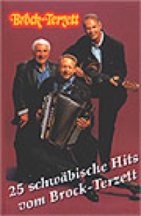 25 schwäbische Hits vom Brock-Terzett